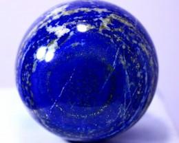 3440 CT Natural lapis lazuli Carvid Ball Stone Special Shape