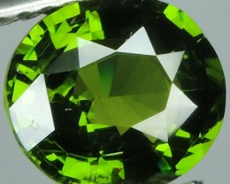 1.90 CTS EXTREME OVAL NATURAL RARE GREEN ZIRCON $470.00
