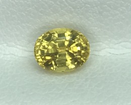 1.04 CT NATURAL ZIRCON SPARKLING LUSTER HIGH QUALITY GEMSTONE S63