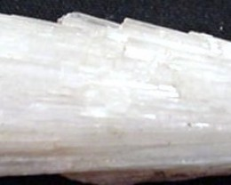 2.75 Inches Long 1.2 Oz. Scolecite Rare Mineral Specimen