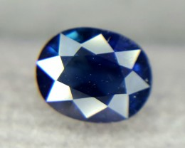 0.40Crt Natural Sapphire Faceted Gemstone (R 78)