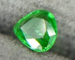 0.20Crt Natural Tsavorite Faceted Gemstone (R 78)