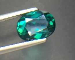 1.70 Ct Awesome Topaz Excellent Luster & Color Gemstone Kj23