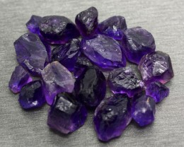 250 CTS AMETHYST NATURAL ROUGH PARCEL @ URUGUAY