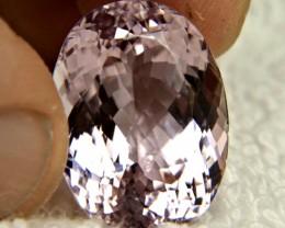 29.84 Carat Pink VVS/VS Himalayan Kunzite - Gorgeous