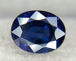 0.55Crt Natural Sapphire Faceted Gemstone (R 79)