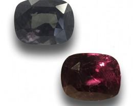 Natural Unheated Color Change Garnet |Loose Gemstone| Sri Lanka