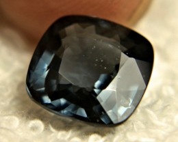 1$NR - CERTIFIED - 5.76 Carat Blue SI Spinel