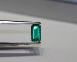 1.13 carat Stunning Panjshir(Minor oil) Emerald