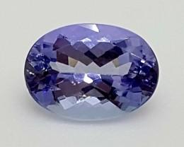 1.40 Crt Tanzanite  Stunning  Gemstone   Jl135