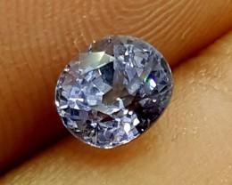 1.35 Crt Blue spinel  Stunning  Gemstone   Jl135