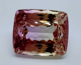 123.83 Crt Kunzite high quality gemstone JLK04