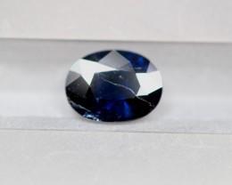1.47Ct Natural UNHEATED Dark Blue Color Australian Sapphire