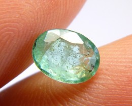 1.47cts  Emerald , 100% Natural Gemstone