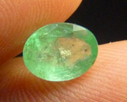 1.77cts Colombian Emerald , 100% Natural Gemstone
