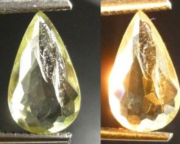 1.90CT Color Change Diaspore (Zultanit) , 100% Natural Gemstone
