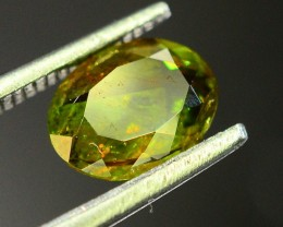 Natural Sphene 1.05 ct Great Color Dispersion