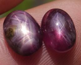 4.20 Ct Natural Star Ruby Gemstones