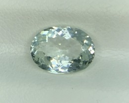 2.40 CT NATURAL AQUAMARINE HIGH QUALITY GEMSTONE S66