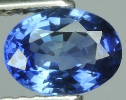 AWESOME CEYLON BLUE SAPPHIRE FACETED GENUINE OVAL!!! $700.00