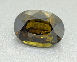 Untreated Ceylon Natural Chrysoberyl 3.42 Ct (01164)