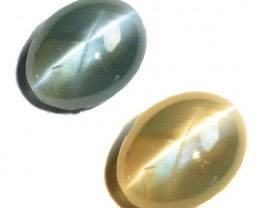 Untreated Ceylon Alexandrite Cats eye 1.80 Ct. (01158)