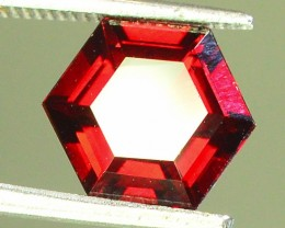 2.75 ct Natural Laser Cut Red Rhodolite Garnet