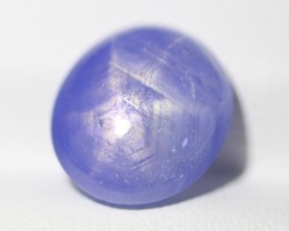 Certified 4.57Ct Natural Unheated Burmese Blue Star Sapphire