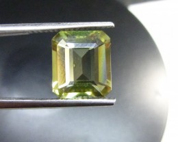 3.94CT Color Change Diaspore (Zultanit) , 100% Natural Gemstone