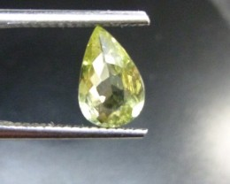 1.17CT Color Change Diaspore (Zultanit) , 100% Natural Gemstone