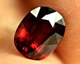 3.87 Carat VVS Rhodolite Garnet - Gorgeous