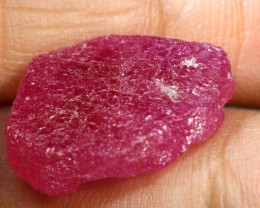 17 CTS RUBY ROUGH  AFRICA RG-2537