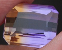 13.85cts, Ametrine, 100% Untreated,
