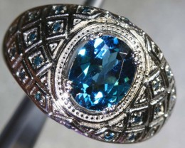 47.6CTS TOPAZ RING SG-2569