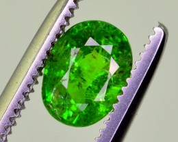 0.75 CT NATURAL BEAUTIFUL TSAVORITE GARNET