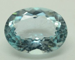 Ultra Rare 3.0 ct Amblygonite Soft Green SKU-1