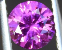 Grape Rhodolite Garnet, Top Color,  Untreated, Top Cut