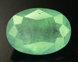 Top Color 1.65 ct Natural Rare Grandidierite~Madagascar MF-1