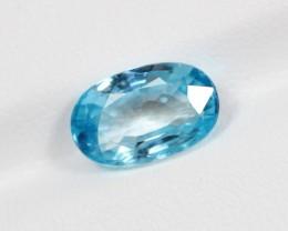 4.83Ct Natural VVS Cambodian Blue Zircon