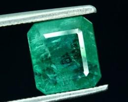 1.90 cts Zambian Emerald Gemstone
