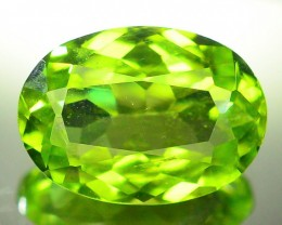2.85 ct Natural Green Peridot MF-1