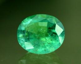 2.40 cts Zambian Emerald Gemstone