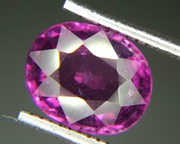 2.10 Crt Natural Rhodolite Garnet Faceted Gemstone (M 82)