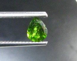 0.53ct  Chrome Tourmaline , 100% Natural Gemstone