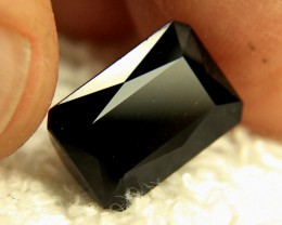 6.41 Carat Midnight Blue African Tourmaline - Gorgeous