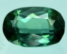 1.25 cts Bluish Green Afghan Tourmaline Gemstone (AR)