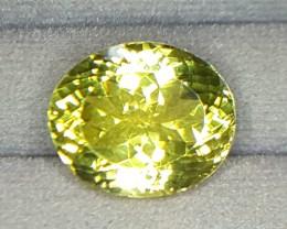 16.65 Crt Natural Lemon Quartz Faceted Gemstone (R 823)