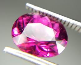 2.65 Crt Natural Rhodolite Garnet Faceted Gemstone (R 823)