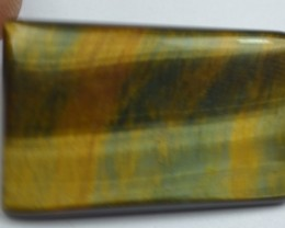 18.00 Ct UNTREATED NATURAL BEAUTIFUL TIGERS EYE