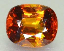 Gil Cert Top Color 2.76 ct Natural  Sphene SKU.4